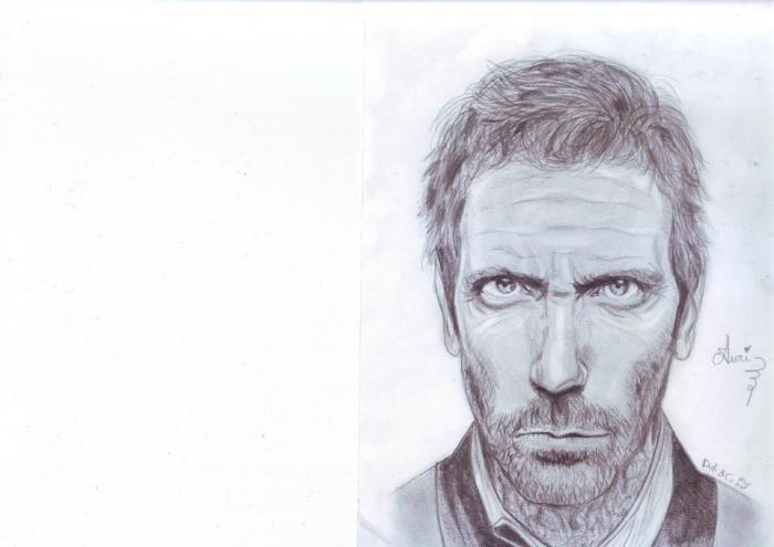 Hugh Laurie by Auriane-57